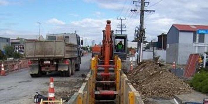 excavation work method of statement