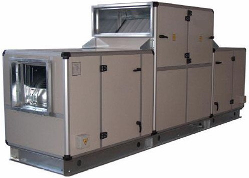 Air Handling Unit AHU Precommissioning Method