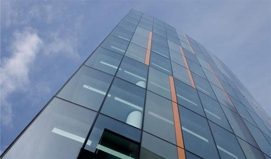 aluminium glazing & cladding method of statement