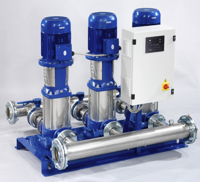 Testing Amp Commissioning Of Water Booster Pump Set Method