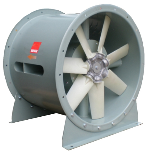 installation of Industrial-Exhaust-Fans