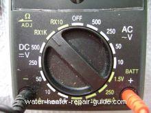 water-heater-method statement