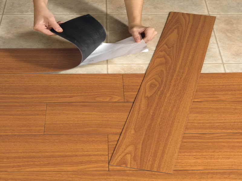 Vinyl Flooring Method Statement