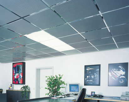 Method Statement For Aluminium Ceiling Tiles Installation