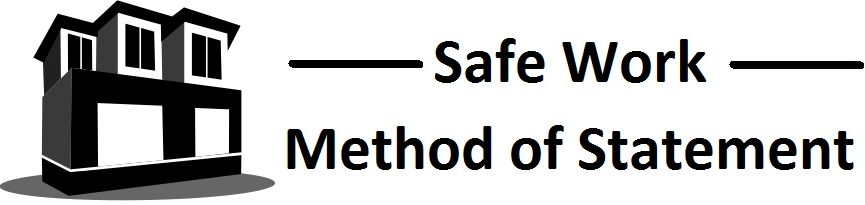 Safe Work Method Of Statement