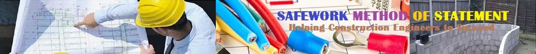 Safe Work Method Of Statement