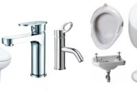 Sanitary Wares Installation Instruction and checklist