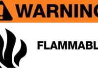 Flammable Liquids Handling & Management Safety Instructions