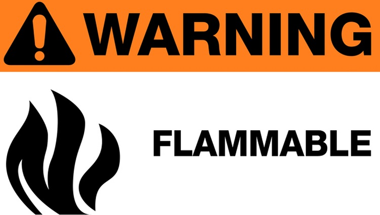 Flammable Liquids Handling & Management Safety Instructions