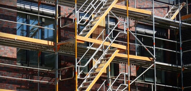 Access Scaffolding Scaffold Tower Installation Method of Statement