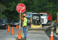 Site Construction Traffic Control Procedure for Light Vehicle Operation